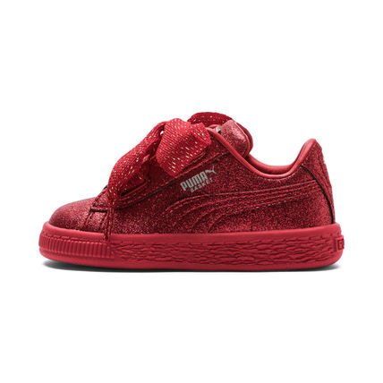 PUMA BASKET HEART 2018-19AW Baby Girl Shoes (36763203 763b09be0