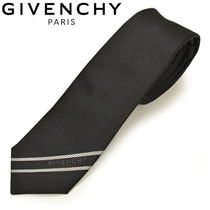 GIVENCHY Stripes Silk Ties
