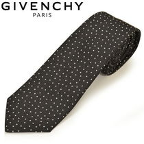 GIVENCHY Star Silk Ties