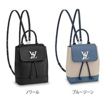 Louis Vuitton 3WAY Leather Backpacks