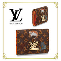 Louis Vuitton MONOGRAM Monogram Other Animal Patterns Leather Accessories