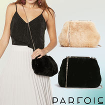 PARFOIS 2WAY Chain Party Style Clutches