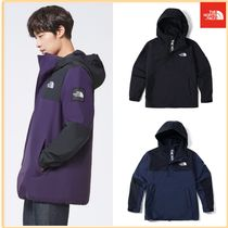 THE NORTH FACE Unisex Street Style Medium Down Jackets