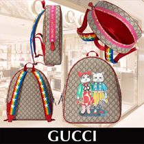GUCCI GG Supreme Kids Girl Bags