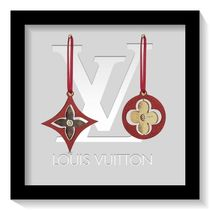 Louis Vuitton Blended Fabrics Home Party Ideas Special Edition HOME