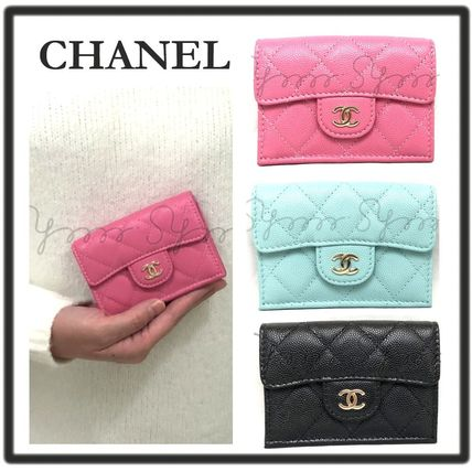 CHANEL MATELASSE Classic Small Flap Wallet
