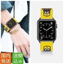 casetify Casual Style Unisex Street Style Collaboration Leather