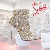 Christian Louboutin So Kate Leather Elegant Style Ankle & Booties Boots