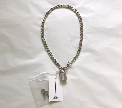 Casual Style Unisex Street Style Chain Necklaces & Pendants