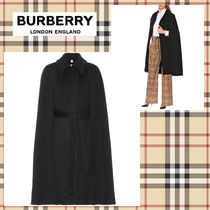 Burberry Cashmere Long Ponchos & Capes
