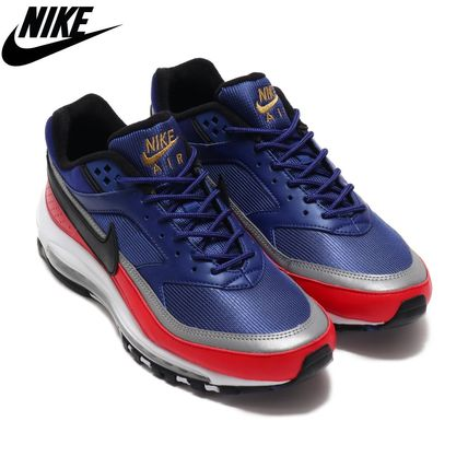 low priced db15c 2dea5 Nike AIR MAX 97 2019 SS Street Style Sneakers (AO2406-400)