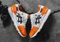 asics GEL LYTE 3 Unisex Street Style Collaboration Sneakers
