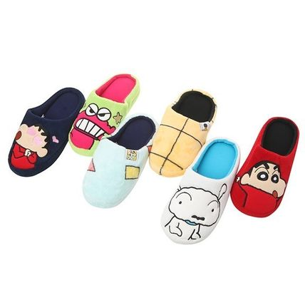 Unisex Collaboration Slippers Shoes