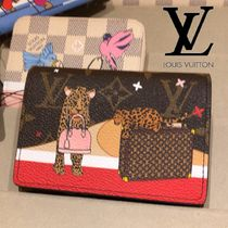 Louis Vuitton Monogram Other Animal Patterns Leather Special Edition