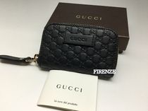 GUCCI Leather Coin Cases