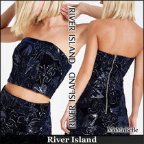 River Island Casual Style Bandeau & Off the Shoulder