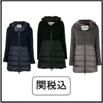 HERNO Wool Blended Fabrics Medium Down Jackets