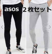 ASOS Sweat Street Style Plain Joggers & Sweatpants