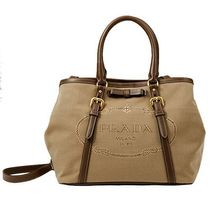 PRADA Casual Style Canvas 2WAY Totes