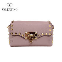 VALENTINO Leather Shoulder Bags