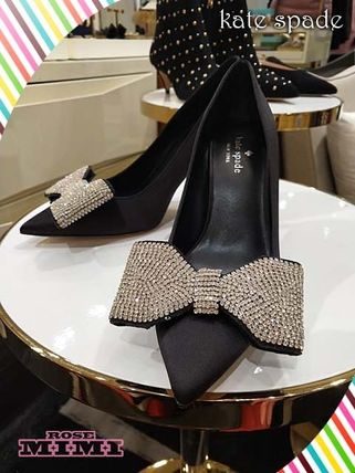 f501347cf4d6 ... kate spade new york Pointed Toe Plain Pin Heels Pointed Toe Pumps    Mules ...