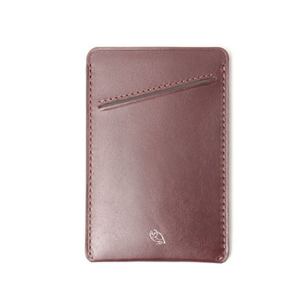 Unisex Collaboration Leather Card Holders