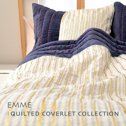 Stripes Handmade Duvet Covers Ethnic Art Patterns Comforter