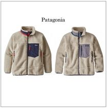 Patagonia Retro X Kids Girl Outerwear
