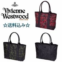 Vivienne Westwood Star Camouflage A4 Totes