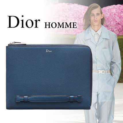 DIOR HOMME Online Store  Shop Blue DIOR HOMME Items at the ... b83a2f2fb5c