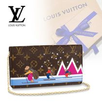 Louis Vuitton MONOGRAM Monogram Casual Style Other Animal Patterns Leather