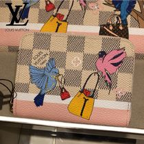 Louis Vuitton ZIPPY COIN PURSE Other Animal Patterns Leather Special Edition
