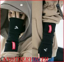 ANOTHERYOUTH Unisex Street Style Gloves Gloves