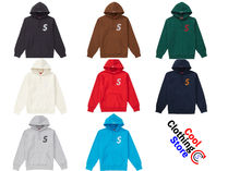 Supreme Pullovers Unisex Street Style Long Sleeves Hoodies