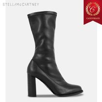 Stella McCartney Chunky Heels Ankle & Booties Boots