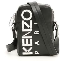 KENZO Leather Messenger & Shoulder Bags