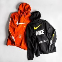 Nike Street Style Collaboration Hoodies