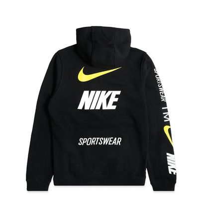 Nike Hoodies Street Style Collaboration Hoodies 3