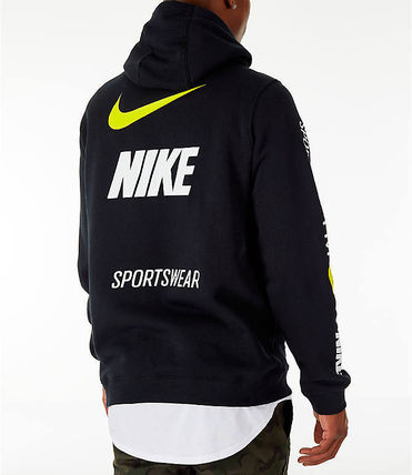 Nike Hoodies Street Style Collaboration Hoodies 6