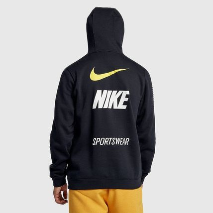 Nike Hoodies Street Style Collaboration Hoodies 7