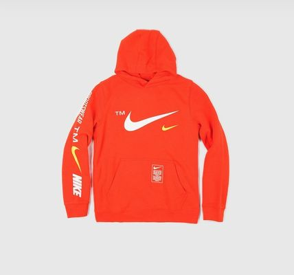 Nike Hoodies Street Style Collaboration Hoodies 8