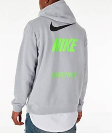 Nike Hoodies Street Style Collaboration Hoodies 13