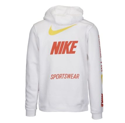 Nike Hoodies Street Style Collaboration Hoodies 15