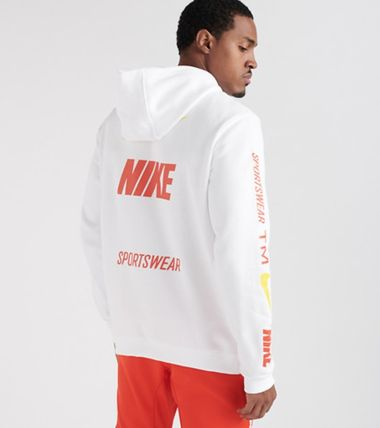 Nike Hoodies Street Style Collaboration Hoodies 17