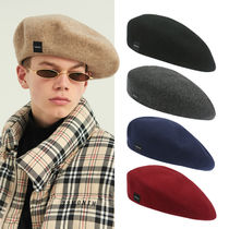 13MONTH Unisex Beret & Hunting Hats