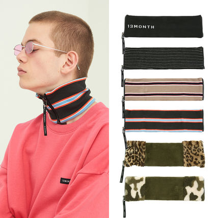 Camouflage Leopard Patterns Casual Style Unisex Corduroy