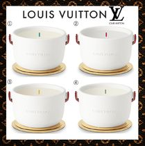 Louis Vuitton Unisex Home Party Ideas Fireplaces & Accessories