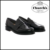 Church's Loafers Plain U Tips Loafers & Slip-ons