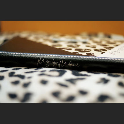 Leopard Patterns Chain Smart Phone Cases