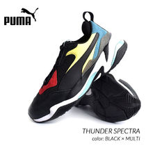 PUMA THUNDER SPECTR Plain Leather Sneakers